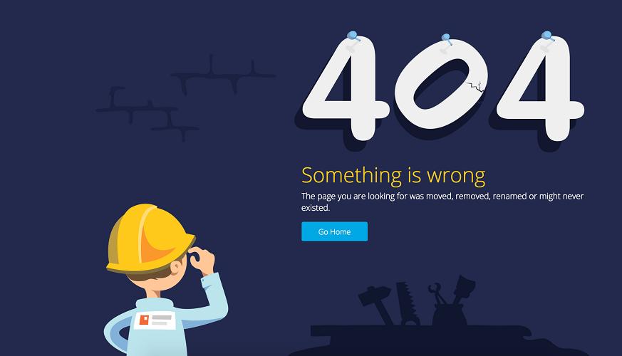 Broken website Quick – Tweet it!!